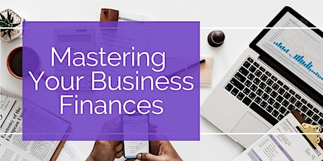 Mastering Your Business Finances tickets