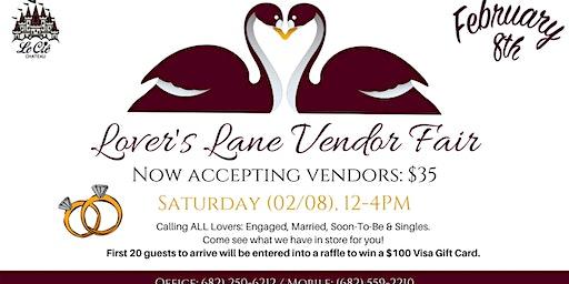 Lover's Lane Vendor Fair