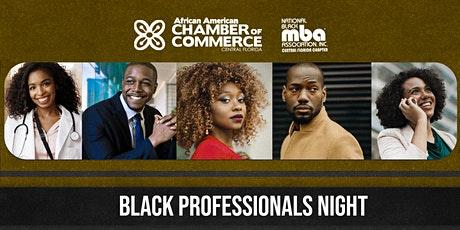 Black History Month-Professionals Night Out Social Event tickets