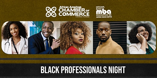 Black History Month-Professionals Night Out Social Event