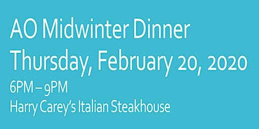 AO Midwinter Meeting Dinner