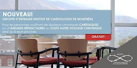 AQDC: Groupe d'entraide Institut de Cardiologie de Montréal tickets