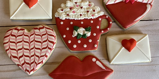 Valentine Cookie Decorating Class - SOLD OUT