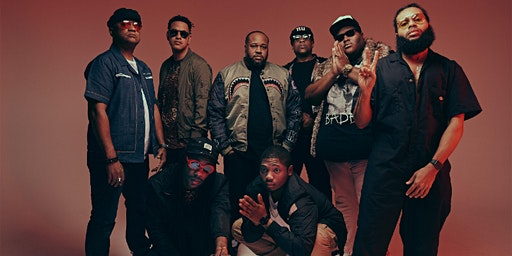 The Soul Rebels: Poetry In Motion Tour w/Kingdom & The Bulkheads