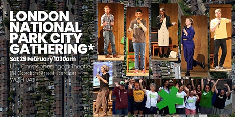 National Park City Gathering tickets