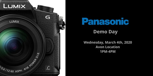 Panasonic Demo Day