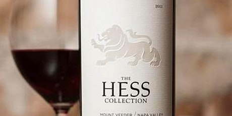 In-Store Tasting – Hess Collections tickets