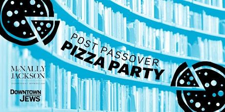 Post Passover Pizza Party @ McNally Jackson tickets