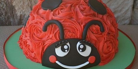 Love Bug Cake Class tickets