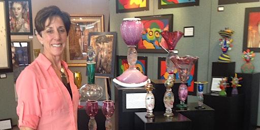 Glass Art Collecting - A Conversation with Susan Benjamin