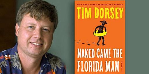 Meet Tim Dorsey at Books & Books, Coral Gables!