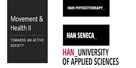 Movement & Health, towards an active society Mini-symposium tickets
