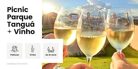 Picnic & Vinho no Parque Tanguá ingressos