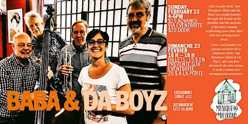 Sunday Jazz with Baba and da Boyz