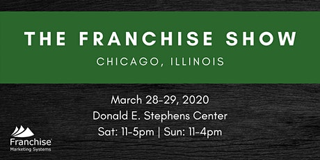 The Franchise Show: Chicago, IL tickets