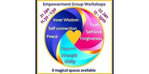 Empowering Workshop, connecting you to your true self, igniting your inner Goddess