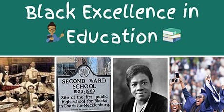 """Black Excellence in Education"" tickets"