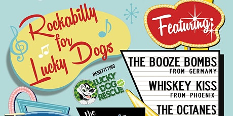 ROCKABILLY FOR THE DOGS! (Early show) tickets