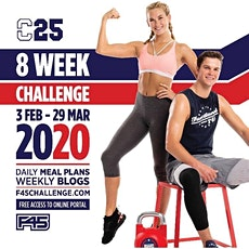8 WEEK CHALLENGE INFORMATION NIGHT tickets