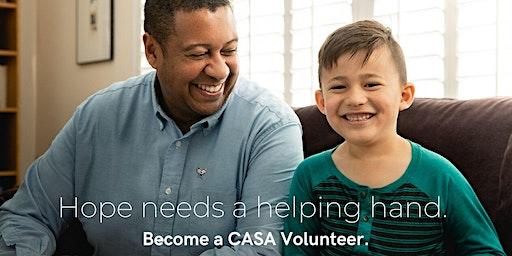 CASA Volunteer Info Session