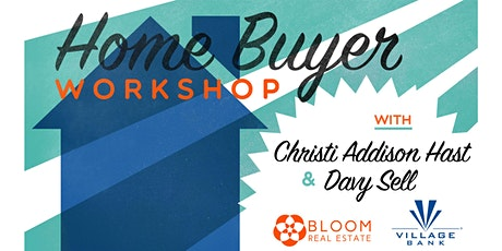 FREE Homebuyer Workshop tickets