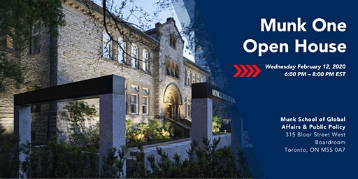 Munk One Open House 2020