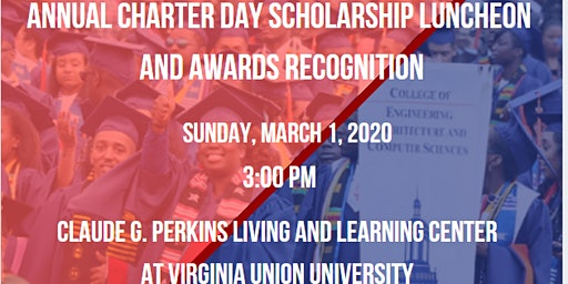 Howard University Alumni Club of Richmond 2020 Charter Day Scholarship Luncheon