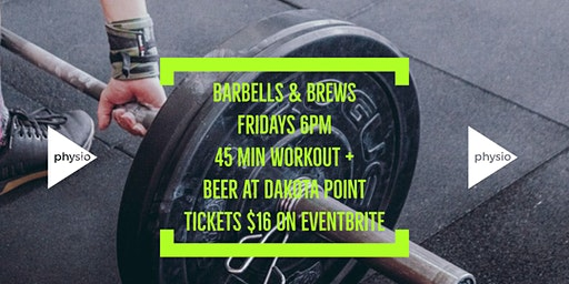 Barbells & Brews