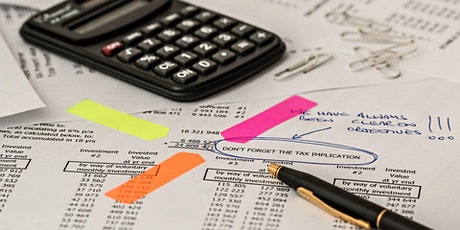 Financial wellness - How can I fund my business& understand statements? tickets