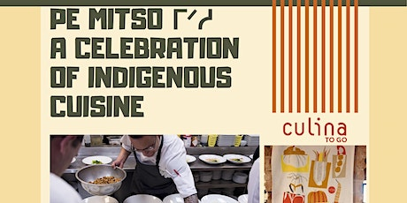 PE MITSO - A Celebration of Indigenous Cuisine tickets