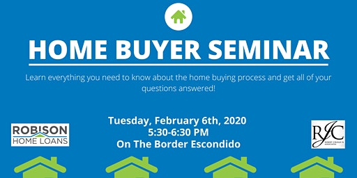 FREE! Home Buyer Seminar w/ Q&A Session!