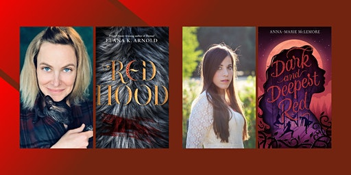 The Red Tour with Elana K Arnold and Anna-Marie McLemore