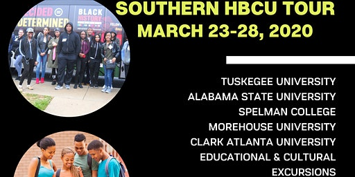 Historically Black Colleges & Universities Tour 2020