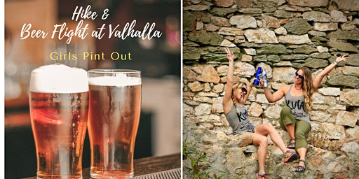 Hike and Beer Flight at Valhalla