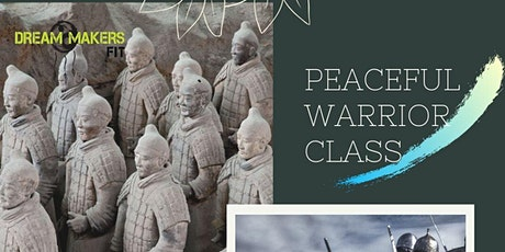 THE PEACEFUL WARRIOR CLASS(WEIGHTS, YOGA AND MEDITATION) tickets