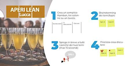 Aperi Lean: l'aperitivo tra professionisti e imprenditori biglietti