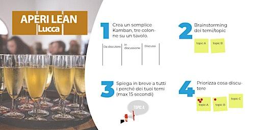 Aperi Lean: l'aperitivo tra professionisti e imprenditori