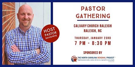 Pastor Gathering - Raleigh, NC tickets