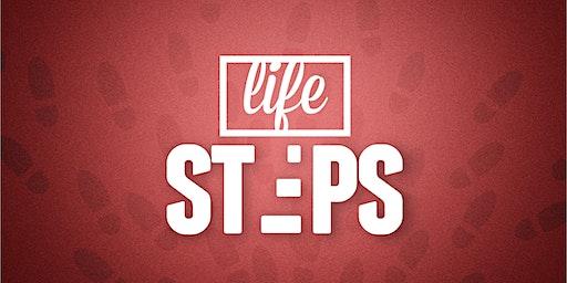 February 2020 Life Steps Session
