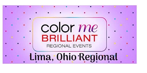 Color Me Brilliant Regional Event, Lima Ohio