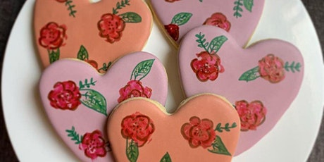 Cookie Decorating  Workshop with Sweet Nine Bakeshop tickets