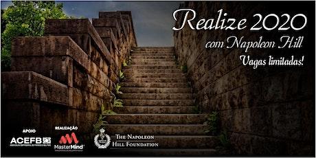 Realize 2020 com Napoleon HIll - Francisco Beltrão ingressos