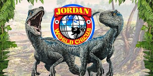 Jordan World Circus 2020 - Chehalis, WA