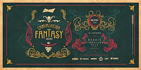 Carvalheira Fantasy 2020 ingressos