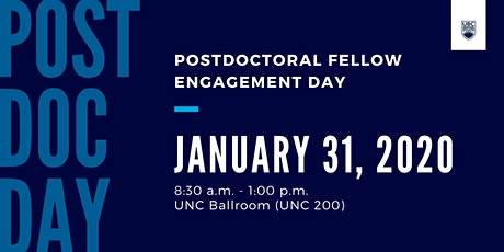 UBCO Postdoctoral Fellow Engagement Day tickets