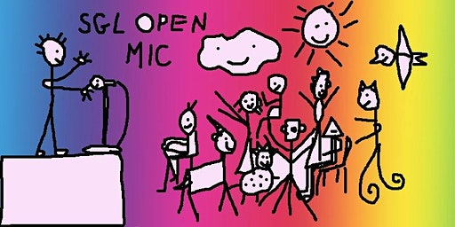 Open Mic with Mike Andersen