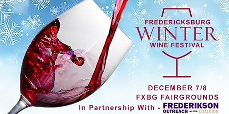 FXBG Winter Wine Fest 2020 tickets