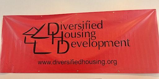 Diversified Housing Development- First-time Homebuyer Workshop