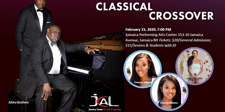 Classical Crossover tickets