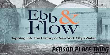 Exhibit Opening of Ebb & Flow w/ Live Recording of Person Place Thing tickets
